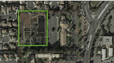 Corona Residential Lots & Land For Sale: 2550 S Main Street