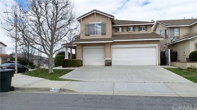 Chino Hills Single Family Home For Sale: 4506 Saint Andrews Drive