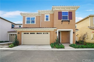 Chino Hills Single Family Home For Sale: 15819 Ellington Way