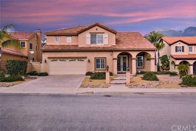Rancho Cucamonga CA Single Family Home For Sale: $729,000