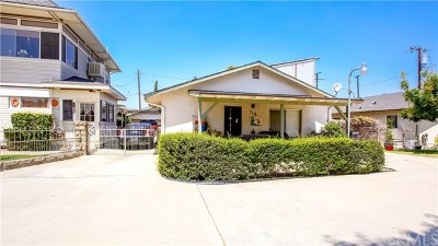 Glendora Single Family Home For Sale: 719 W Baseline Road