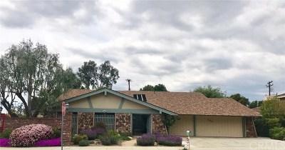 Glendora Single Family Home For Sale: 105 N Whispering Oaks Drive