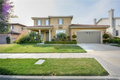 Upland Single Family Home For Sale: 1697 Old Baldy Way