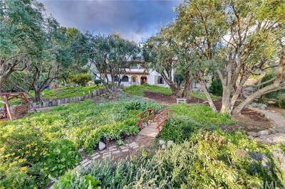 Rancho Cucamonga Single Family Home Active Under Contract: 8880 Hidden Farm Road