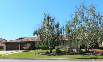 Alta Loma CA Single Family Home Active Under Contract: $749,900