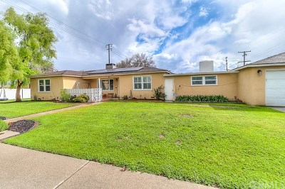 Upland Single Family Home For Sale: 690 Olive Street