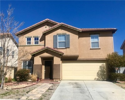 Single Family Home For Sale: 14042 Crystal Street