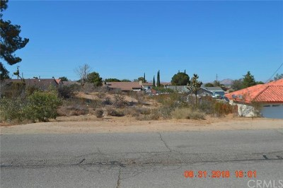 Hesperia Residential Lots & Land For Sale: 18144 Alder Street