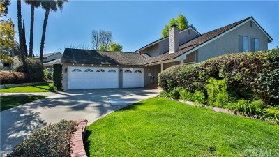San Dimas Single Family Home For Sale: 1302 Camino Del Sur