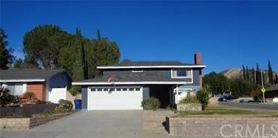 Canyon Country Single Family Home For Sale: 29200 Snapdragon Place