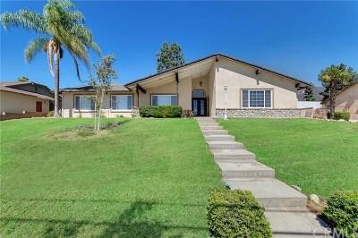 Alta Loma CA Single Family Home For Sale: $750,000