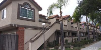 Azusa Condo/Townhouse For Sale: 1215 N San Gabriel Avenue #105