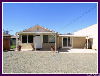 Norco Single Family Home For Sale: 3842 Hillside Avenue