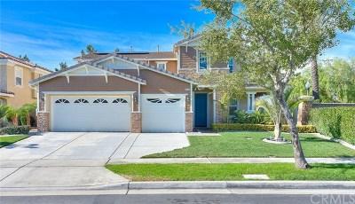 Fontana Single Family Home For Sale: 6032 Mount Lewis Lane