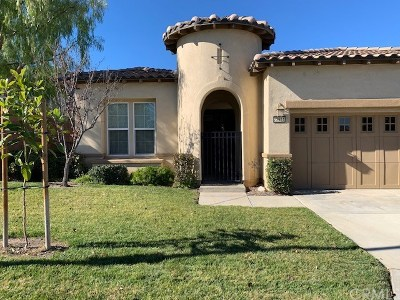 Corona Single Family Home For Sale: 23911 Towish Drive