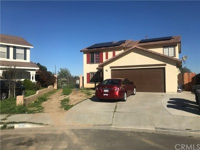 Perris Single Family Home For Sale: 860 Arbor Ridge Road