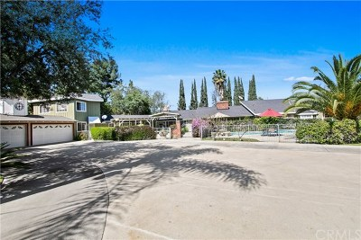 Covina Single Family Home For Sale: 20430 E Holt Avenue
