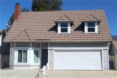 Rancho Cucamonga Single Family Home For Sale: 11570 Pinnacle Peak Court