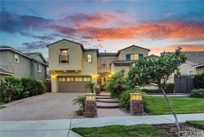 Rancho Cucamonga Single Family Home For Sale: 5208 Imperial Place