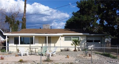 Yucaipa Single Family Home For Sale: 12445 18th Street