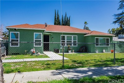 Ontario Single Family Home For Sale: 919 S Cypress Avenue
