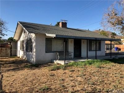 Riverside Single Family Home For Sale: 3617 Rubidoux Boulevard