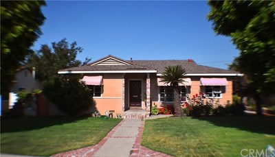 Upland Single Family Home For Sale: 875 3rd Place