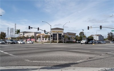 Torrance Commercial For Sale: 17405 Crenshaw Boulevard