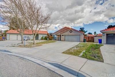 Adelanto Single Family Home For Sale: 11085 Live Oak Lane