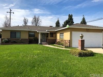 Pomona Single Family Home For Sale: 1369 Loranne Avenue