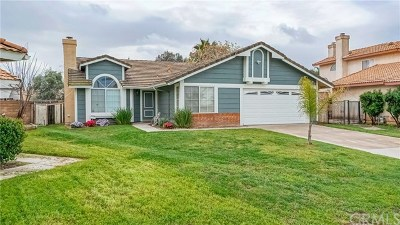 Moreno Valley Single Family Home For Sale: 24519 Freeport Drive