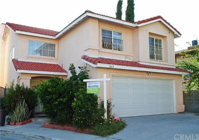 South El Monte Single Family Home For Sale: 2419 Havenpark Avenue