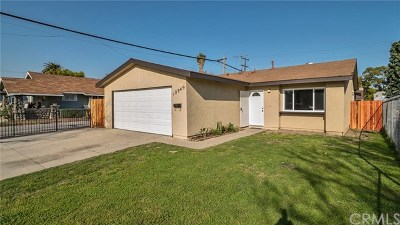 Chino Single Family Home For Sale: 12949 5th Street
