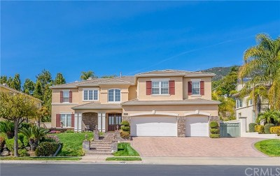 La Verne Single Family Home For Sale: 2433 Santiago