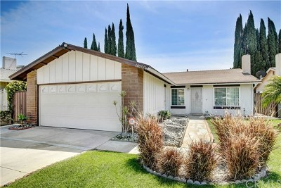 Rancho Cucamonga Single Family Home For Sale: 10051 McKinley Street