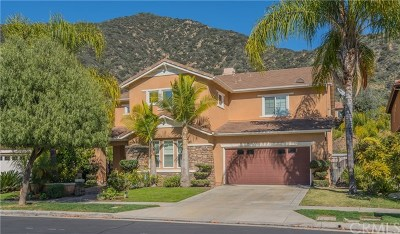 Azusa Single Family Home For Sale: 27 Turning Leaf Way