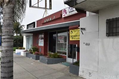 Pomona Multi Family Home For Sale: 1015 W Mission Boulevard