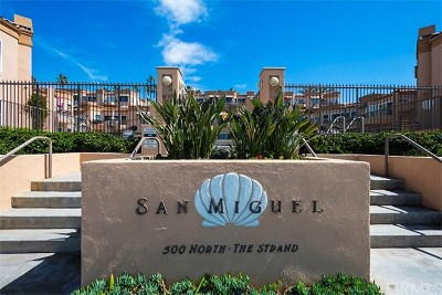 Oceanside Condo/Townhouse For Sale: 501 N Pacific Street #28