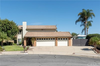 Rancho Cucamonga Single Family Home For Sale: 6221 Sunstone Avenue