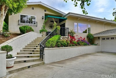 Glendora Single Family Home For Sale: 130 Crescent Glen Drive
