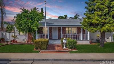 Orange Single Family Home For Sale: 4615 E Philo Avenue