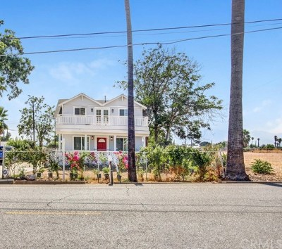Highland Commercial For Sale: 7178 Palm Avenue
