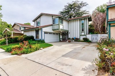 San Dimas Single Family Home For Sale: 850 Windermere Road