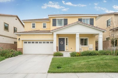 Fontana Single Family Home For Sale: 7226 Willowmore Drive