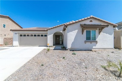 Lake Elsinore Single Family Home For Sale: 15104 Courtney Lane