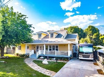 Upland Single Family Home For Sale: 2348 Park Boulevard