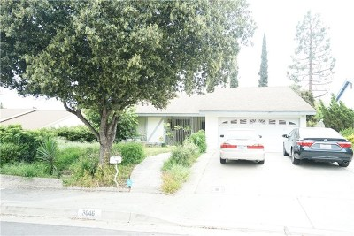 Rowland Heights Single Family Home For Sale: 3046 Norsewood Drive