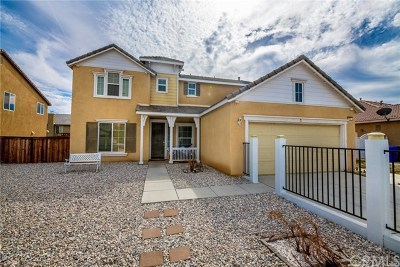 Victorville Single Family Home For Sale: 10955 Bay Shore Street