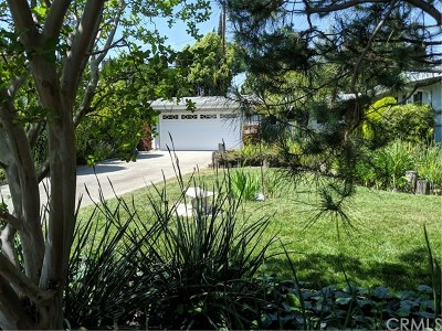 Covina Single Family Home For Sale: 535 W Marbury Street
