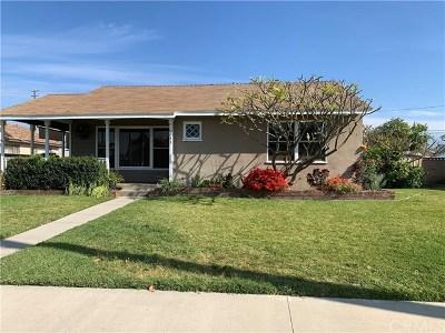 West Covina Single Family Home For Sale: 1043 E Puente Avenue